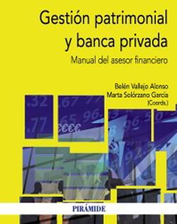 Portada de Gestión patrimonial y banca privada