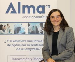 Marta Báez, de Alma Consulting