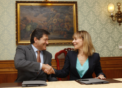 Convenio de Microsoft y Principado de Asturias