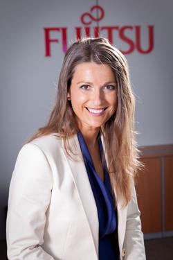 Patricia Urbez, de Fujitsu