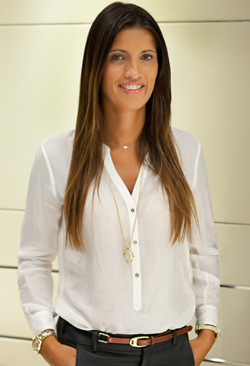 Blanca Panzano, de TAG Heuer