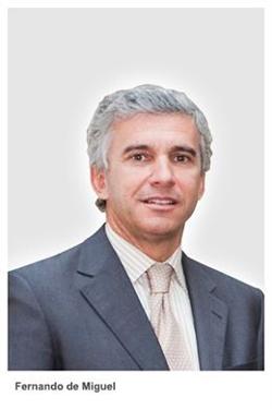 Fernando de Miguel, de Toyota