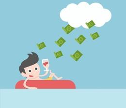 Oportunidad de negocio en la nube, de Free Download