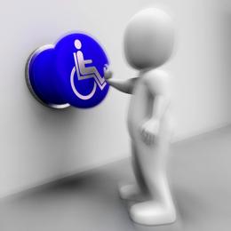 Profesionales con discapacidad, de Free Download