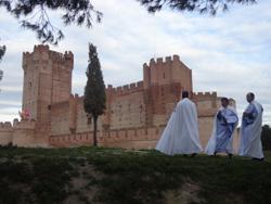 Castillo de La Mota, de Open