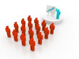 Proyección de creación de empleo, de Free Download