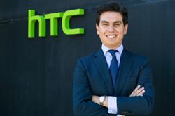 Rubén Pérez, de HTC