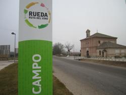 Ruta del vino de Rueda, de Open