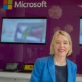 Saoirse Fahey, de Microsoft