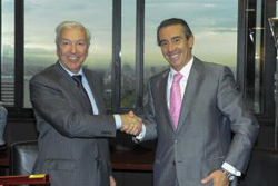 Acuerdo por reemprendedores entre Cecot y CaixaBank