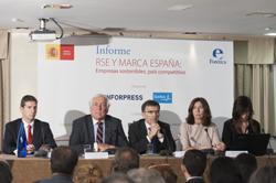 La RSE, de Marca España
