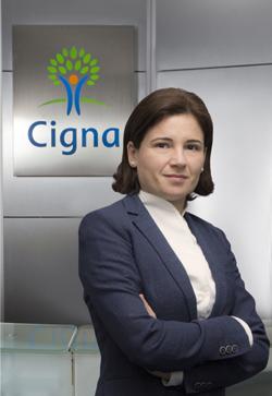 Adela Coladas, de Cigna