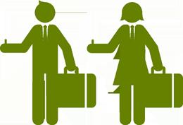 Trabajadores emigrantes, de Pixabay
