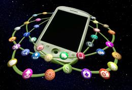 Apps móviles, de Pixabay
