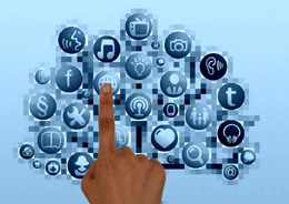 Compradores online, de Pixabay