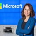 Ana Alonso, de Microsoft