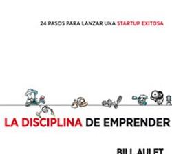 Portada de disciplina de emprender