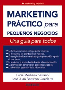 Portada de Marketing práctico para pequeños negocios