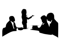 Reuniones de trabajo, de Pixabay