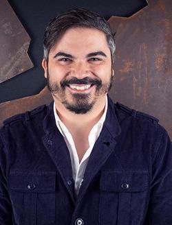 Alberto López Vizcano, de Restalia