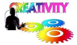 Creatividad, de Pixabay