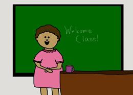 Formación escolar, de Pixabay
