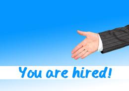 Oferta de empleo, de Pixabay