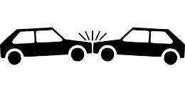 Accidente de tráfico, de Pixabay