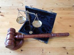 Justicia, de Pixabay