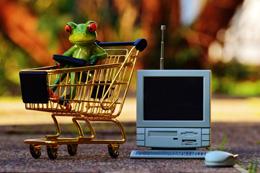 Compradores por Internet, de Pixabay