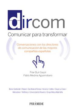 Portada de Dircom. Comunicar para transformar