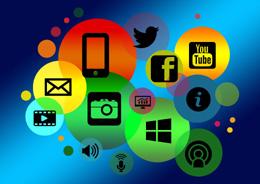 Sinergia en redes sociales, de Pixabay