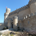 Castillo Manzanares Real, de Open
