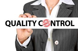 Control de calidad, de Pixabay