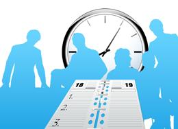 Horario laboral, de Pixabay