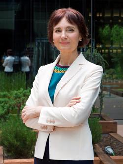 Pilar Torres, de Microsoft