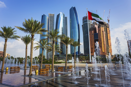 Abu Dhabi, de Open