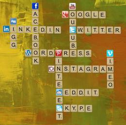 Contenidos en redes sociales, de Pixabay