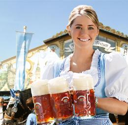 Fiesta de la cerveza en Munich, de Open