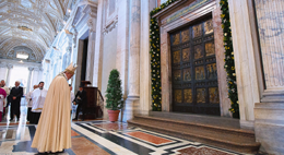 Jubileo en Roma, de Open