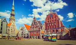 Riga, de Open