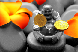 Dinero chino, de Pixabay