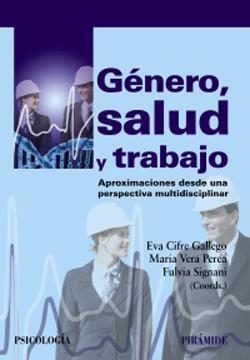 Portada de Género, salud y trabajo