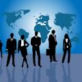 Viajeros de negocios, de Pixabay