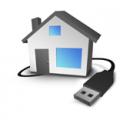 Casa por Internet, de Pixabay
