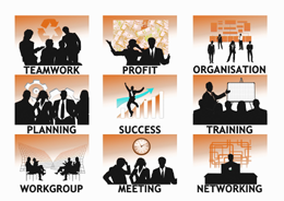 Gestión de empleados, de Pixabay