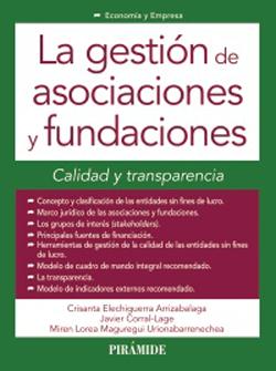 Portada de La gestión de asociaciones y fundaciones