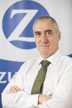 Mariano Martínez, de Zurich
