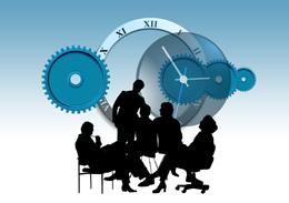 Productividad empresarial, de Pixabay