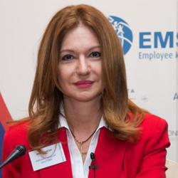 Ana Gazarian, de EMS